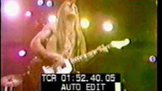 Grand Funk Railroad - Inside Looking Out - MSG 12/23/72
