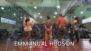 Alcorn State University Comedy Show Starring Emmanuel Hudson, Darren Brand & Mr. Bankshot