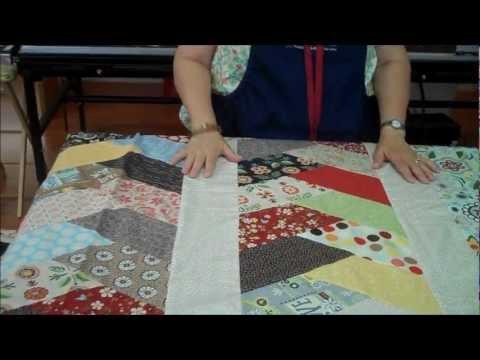 Hexagon Braid Quilt Pattern By Missouri Star Missouri