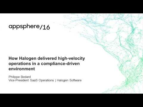 How Halogen Delivered High-Velocity Operations in a Compliance-Driven Environment