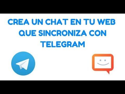 ChatBro: Cómo Crear Un Chat En Tu Web Que Se Sincroniza Con Tu Grupo De Telegram