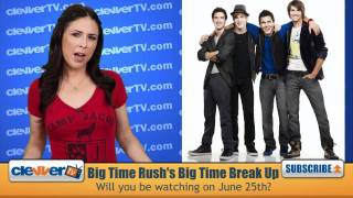 "Big Time Rush ""Big Time Break Up"" Preview"