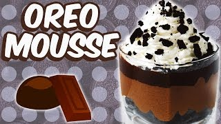 Easy Oreo Recipe | How To Make Oreo Mousse
