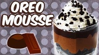 Easy Oreo Recipe | How To Make Oreo Mousse