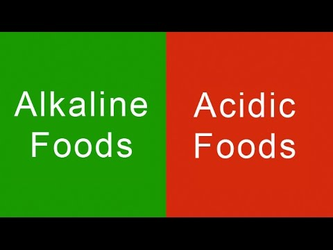 Alkaline vs Acid Foods - Beyond The pH Scale