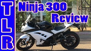 Ninja 300 Two Year 33k Mile Review