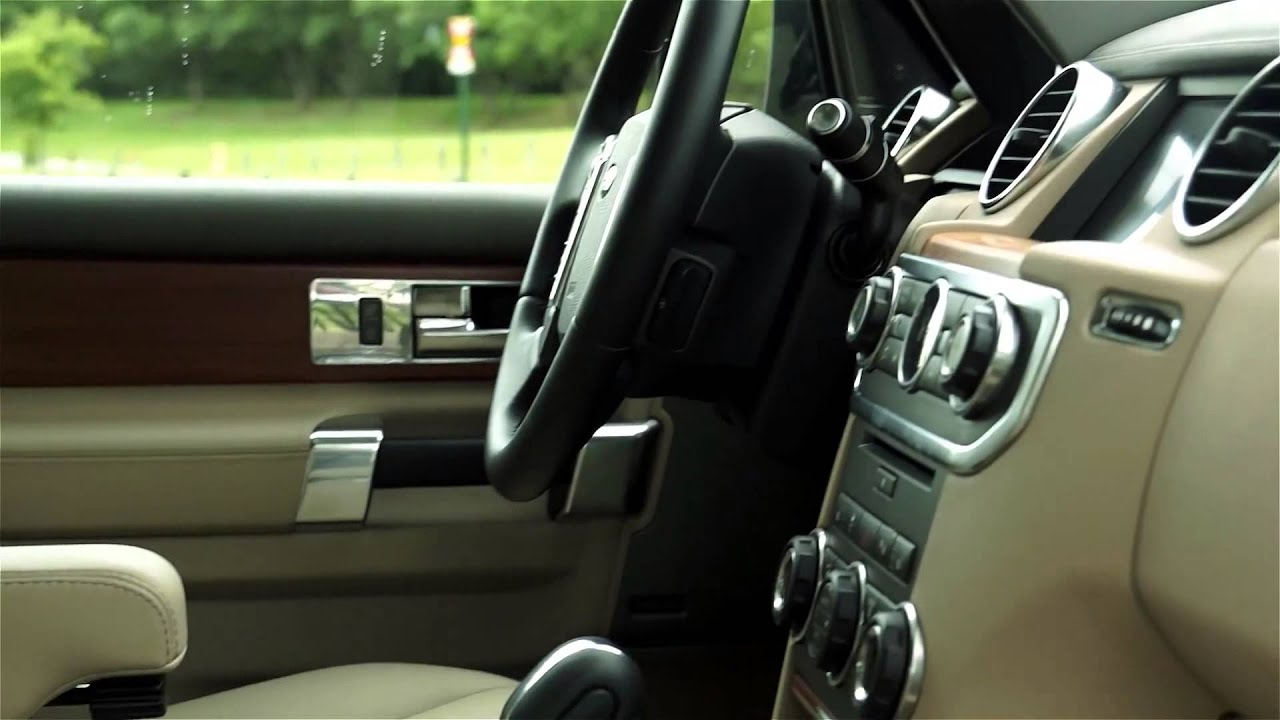 2013 Land Rover LR4 Review & Test Drive by The Car Pro 1080p