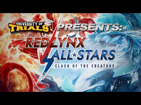 The Awesome Level Max DLC - Redlynx vs Allstars - Trials Fusion