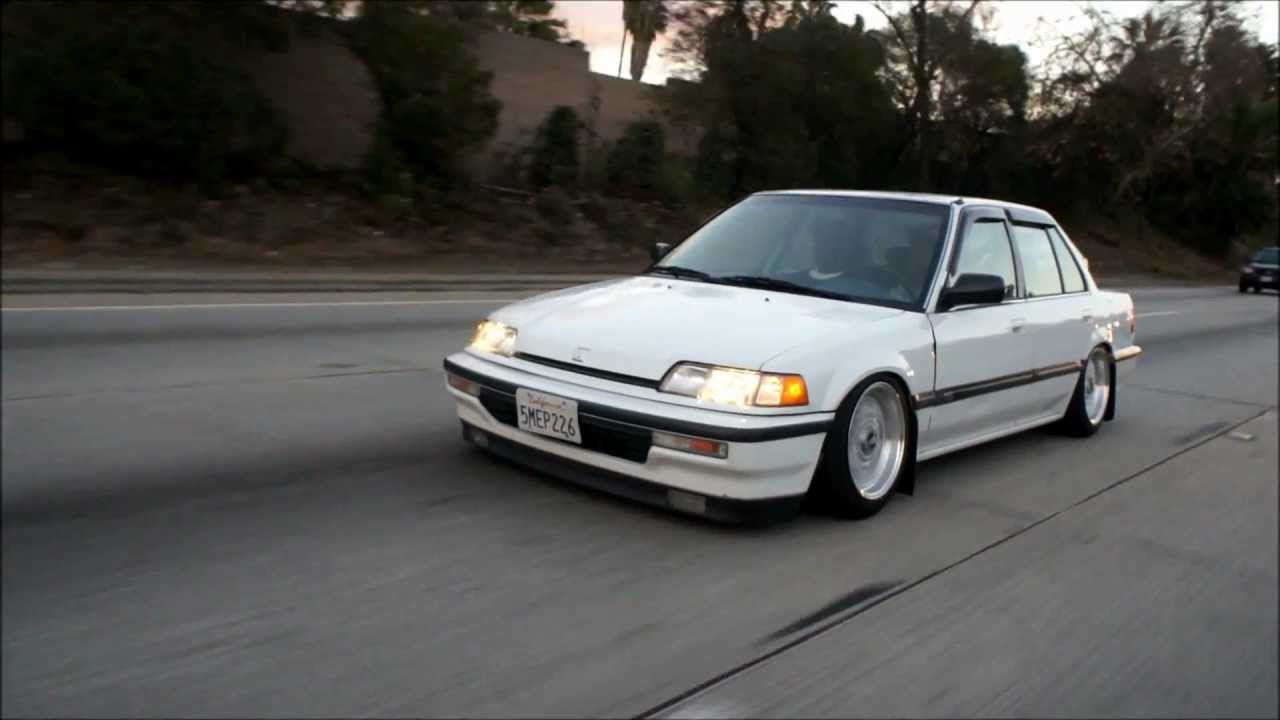 Ef Civic Sedan: Simply Clean Ef Sedan
