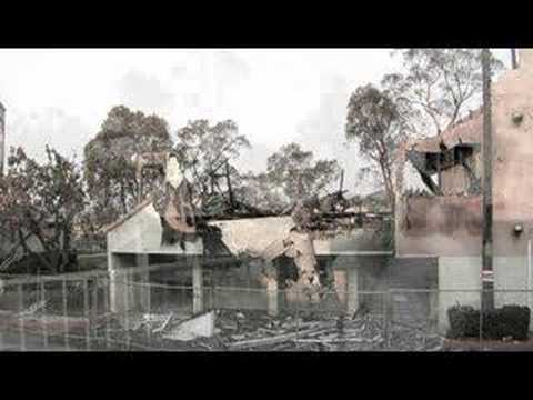 La Terraza, Rancho Bernardo Witch Fire - YouTube