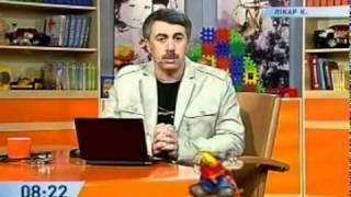 Псевдокиста головного мозга - Доктор Комаровский - Интер