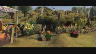 Lego the hobbit #2 - Приключения ждут(, 2014-04-11T11:00:02.000Z)