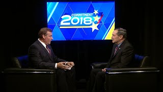 Conversation with the Candidate: Sen. Joe Donnelly