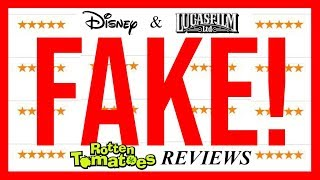 STAR WARS RESISTANCE HAS 1,000 FAKE REVIEWS on ROTTEN TOMATOES!