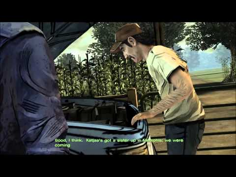 Let's Play The Walking Dead 02