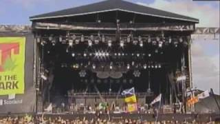 Elbow: Weather To Fly - T in the Park 2009