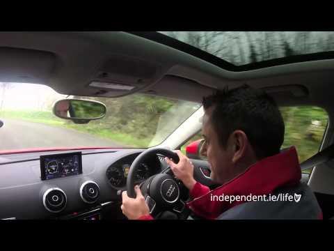 Audi A3 E-Tron first drive