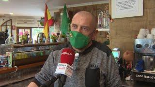 Multan al propietario de un restaurante que se niega a cerrar en Catalunya
