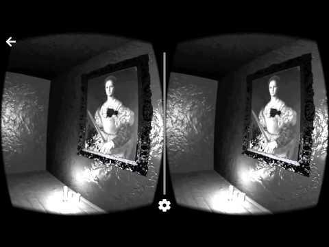 Haunted House VR Best Google Cardboard VR 3D SBS Apps Gameplay Virtual Reality Video