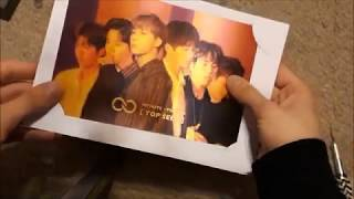 Infinite: Top Seed 3rd Full (L's Version) Album Unboxing