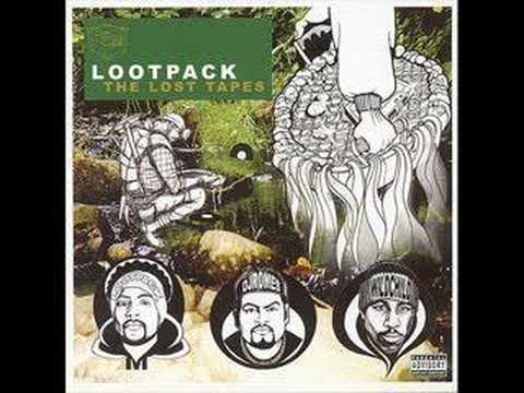 Lootpack - Attack of the Tupperware Puppets mp3