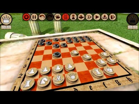 Warrior Chess (iOS · Mac · Android · Kindle) - Promo 1 (Gameplay)