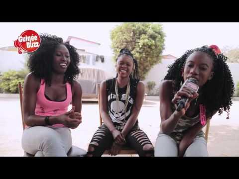 Les Princesses De Mamdyfloo Sur Guinée Buzz