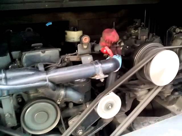Engine sound mercedes benz OH 1525