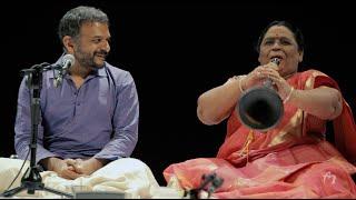TM Krishna w/ Sheik Mahaboob Subhani & Smt. Kaleeshabi Mahaboob: Jagadodharana - Ragam Kapi