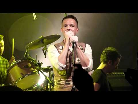 02/04 WAS IT SOMETHING I SAID [HD] - BRANDON FLOWERS live in Liverpool 14 Oct 2010