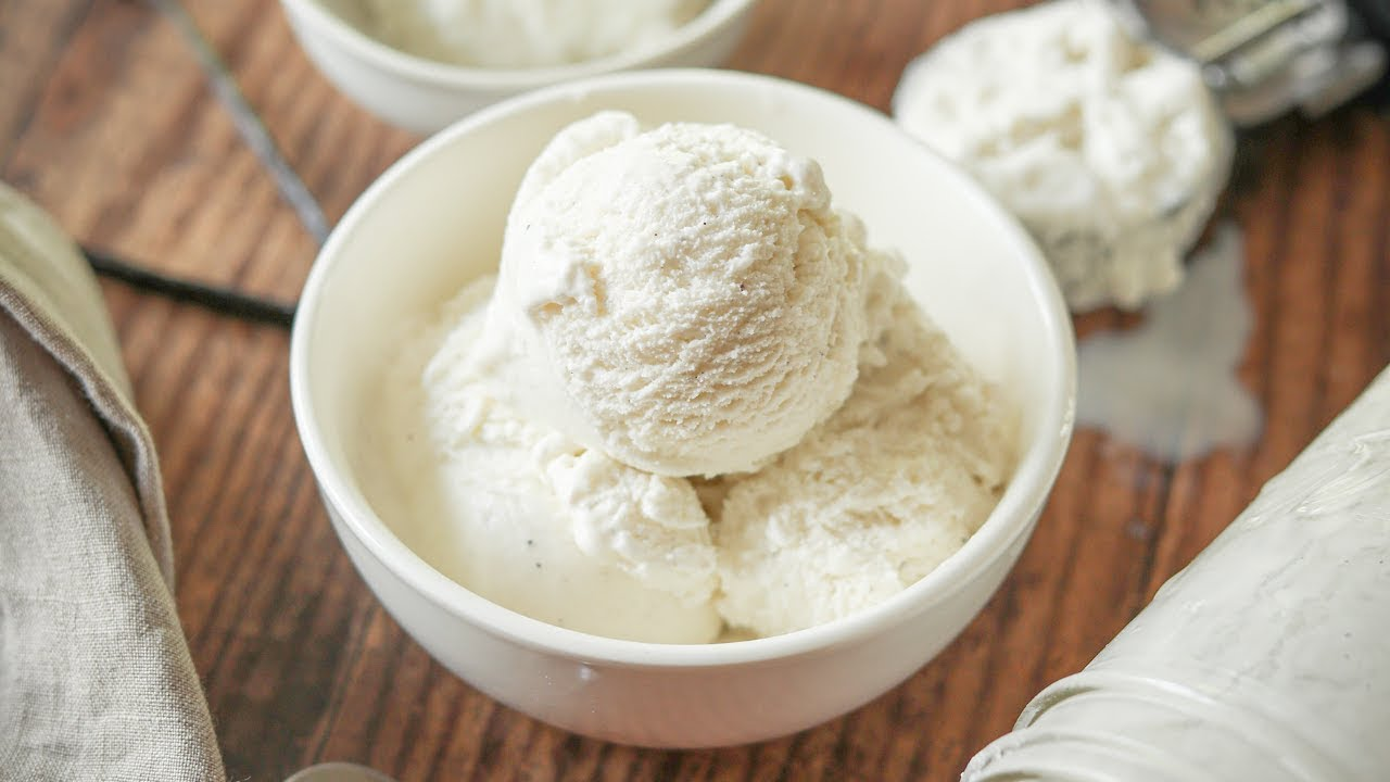KETO Ice Cream Recipe | LOW CARB