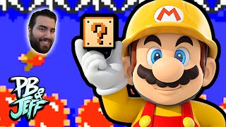 Super Mario Maker - The Completionist LEVELS!
