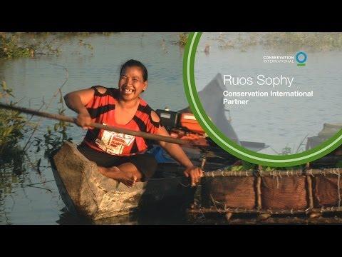 Improving Lives in Tonle Sap Lake, Cambodia   Field Spotlight: Sophy - Conservation International
