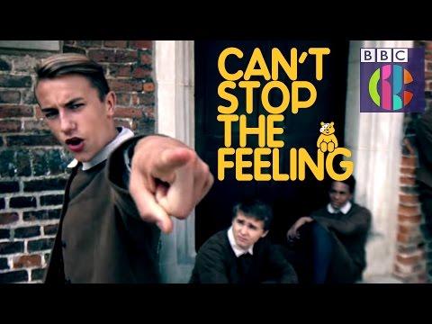 Justin Timberlake lip dub for Children in Need | Blue Peter | CBBC