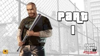 GTA Episodes From Liberty City Walkthrough - Part 1 - Clean and Serene Let's Play PS3 XBOX PC