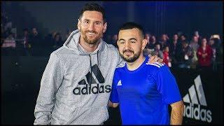 EL DIA MAS ESPECIAL DE MI VIDA ft. Leo Messi