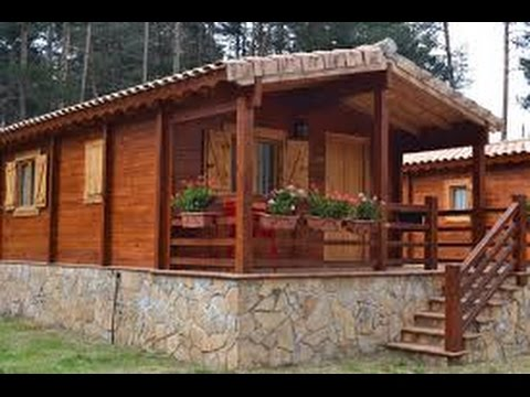 Como hacer una caba a de madera youtube for Crear una cubierta de madera