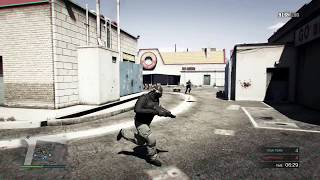 Grand Theft Auto V 1v1 |zWaxion vs SvT sh00ter|