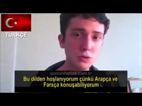 Türkçe Dahil Tam 20 Yabancı Dil Konuşmanın Sırrı