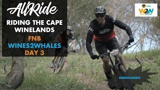 FNB WINES2WHALES // DAY 3 // GO FAST, TAKE CHANCES! // 2019