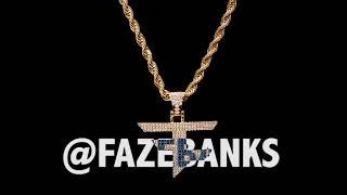 FAZE BANKS X GLD COLLAB