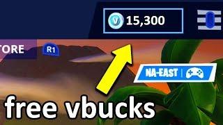 Fortnite Free V-Bucks 2019