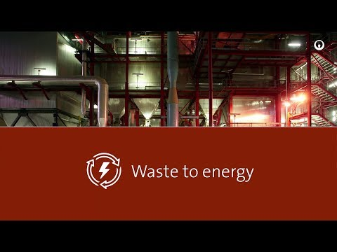 Veolia Markets & solutions | Waste to energy