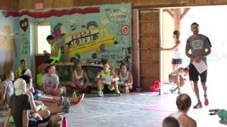 2015 Myers Running Camp