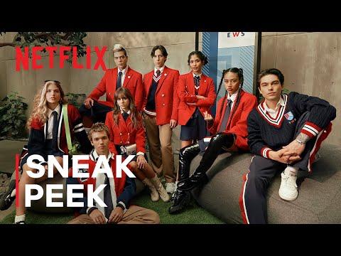 Rebelde   Official Teaser   Netflix