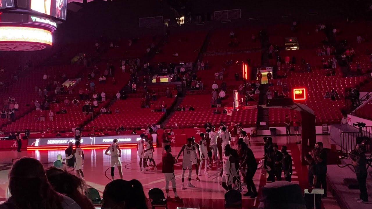 Box score from Kentucky basketball's 70-59 defeat at Alabama