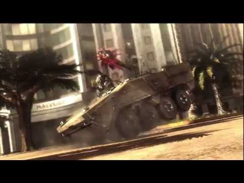 Metal Gear Rising: Revengeance #01 - Chapter R-00: Guard Duty