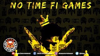 Prince George - No Time Fi Games [Jump Pon Riddim] April 2019