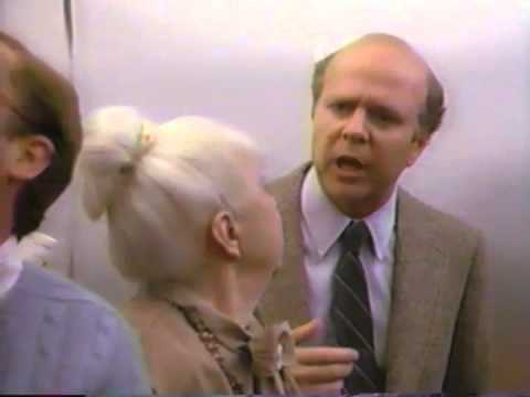 October 1984 Presidential Race - Republican Commercial - Elevator