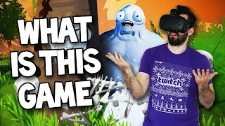 What Is This Game!? VR Beatboxing & Nonsense (Accounting VR Part 1/2)